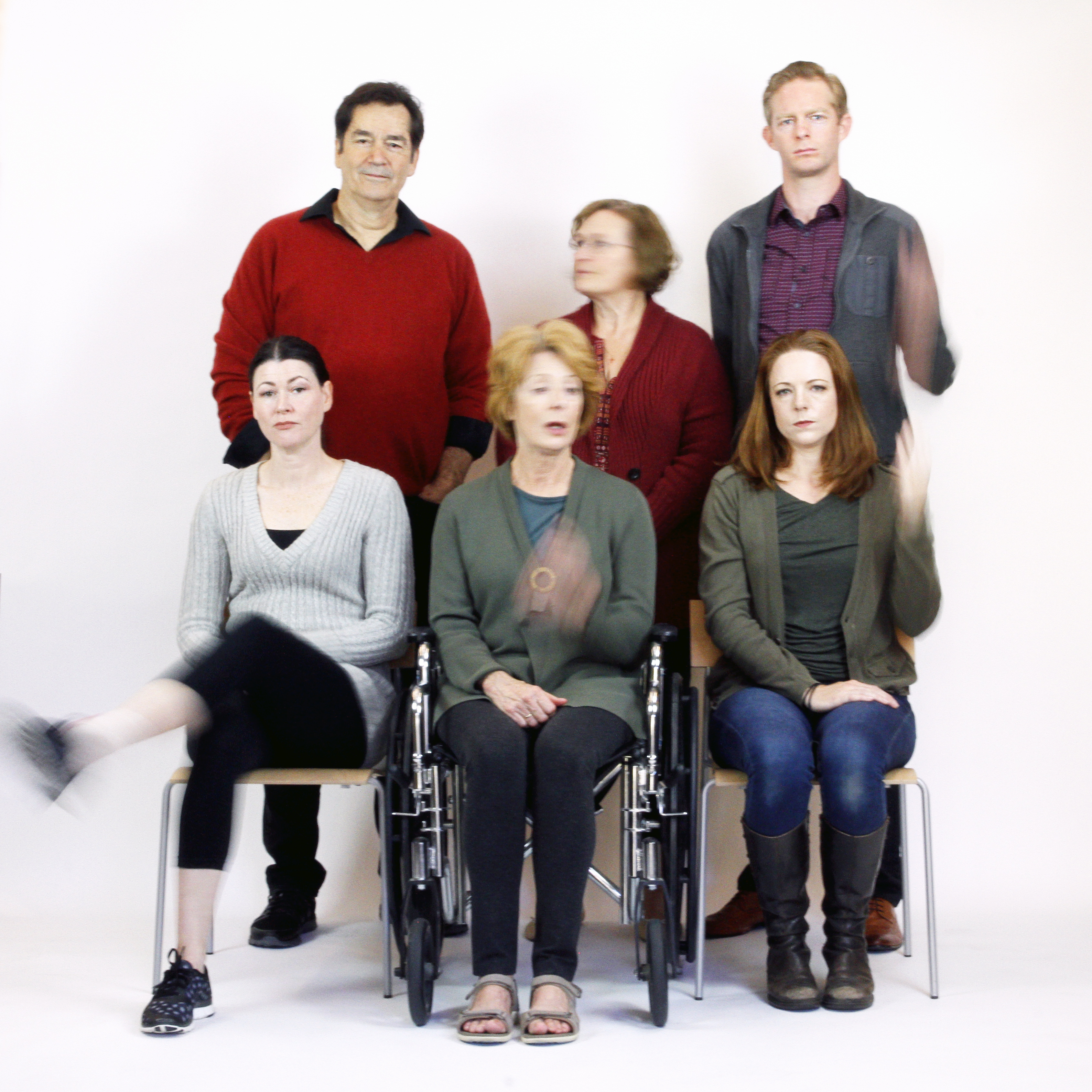 The Humans Cast