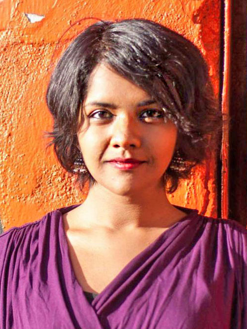 Madhuri Shekar, playwright